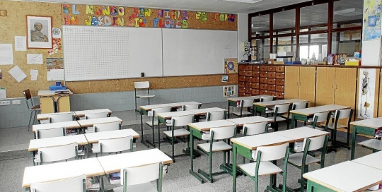 La Enseñanza Concertada advierte que faltan más de 100 profesores para el próximo curso