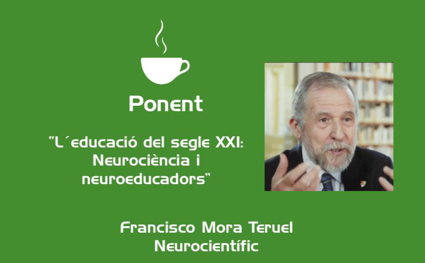 """VIII Acte Desayunos CECEIB amb Francisco Mora Teruel: """"L ́educació del segle XXI: Neurociència i neuroeducadors"""". 14 Febrer a la Fundació Caixa Fòrum."""