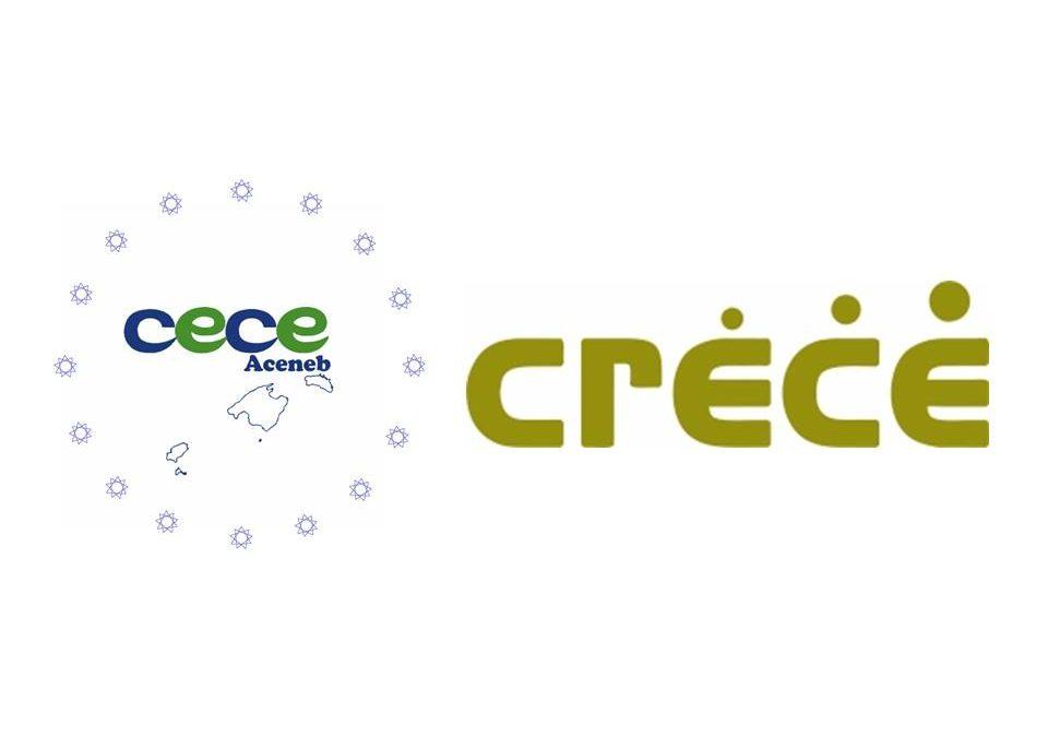 CRECE FORMACIÓ ha iniciat un camí de col·laboració amb la CECEIB.