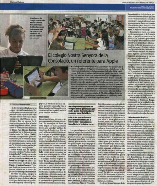 LA INNOVACIÓ COM A PILAR BÀSIC PER EL FUTUR DE L'EDUCACIÓ
