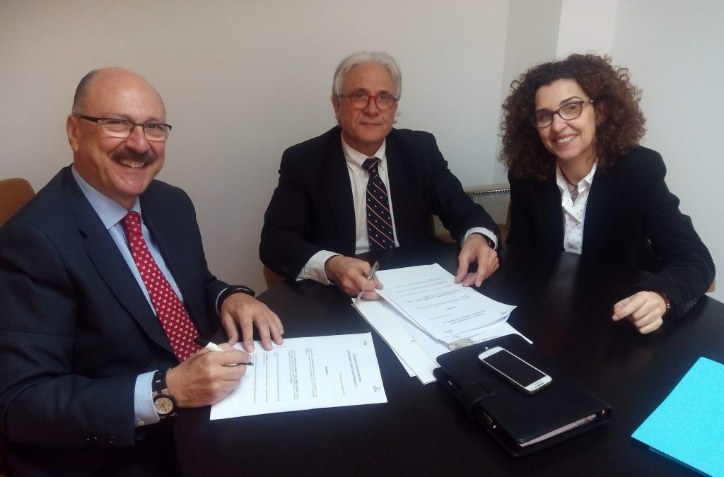 Acord de col·laboració entre ACENEB-CECEIB i Scolarest-Eurest