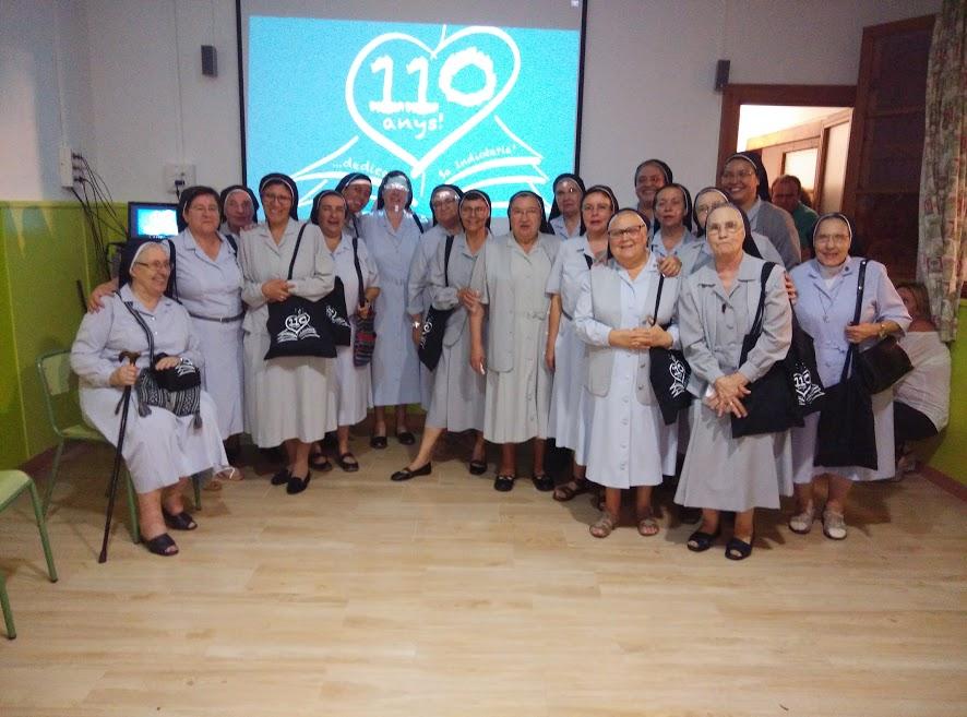 Celebració del 110 Aniversari del C.C. Ntra. Sra. de la Consolació II de Sa Indioteria