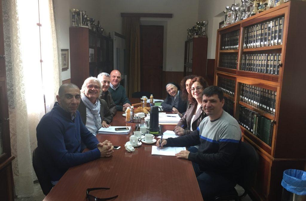Visita als centres de la CECEIB  a Eivissa