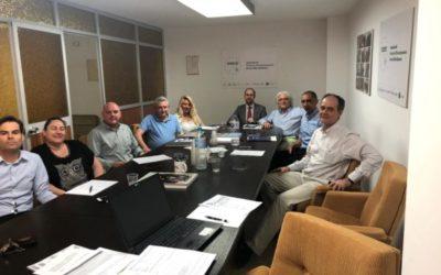 Firma del acuerdo de colaboración entre CECEIB y la Mutua de seguros UMAS