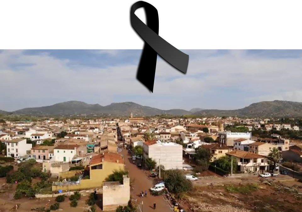 CECEIB se solidariza con el pueblo de Sant Llorenç y con todas las familias afectadas