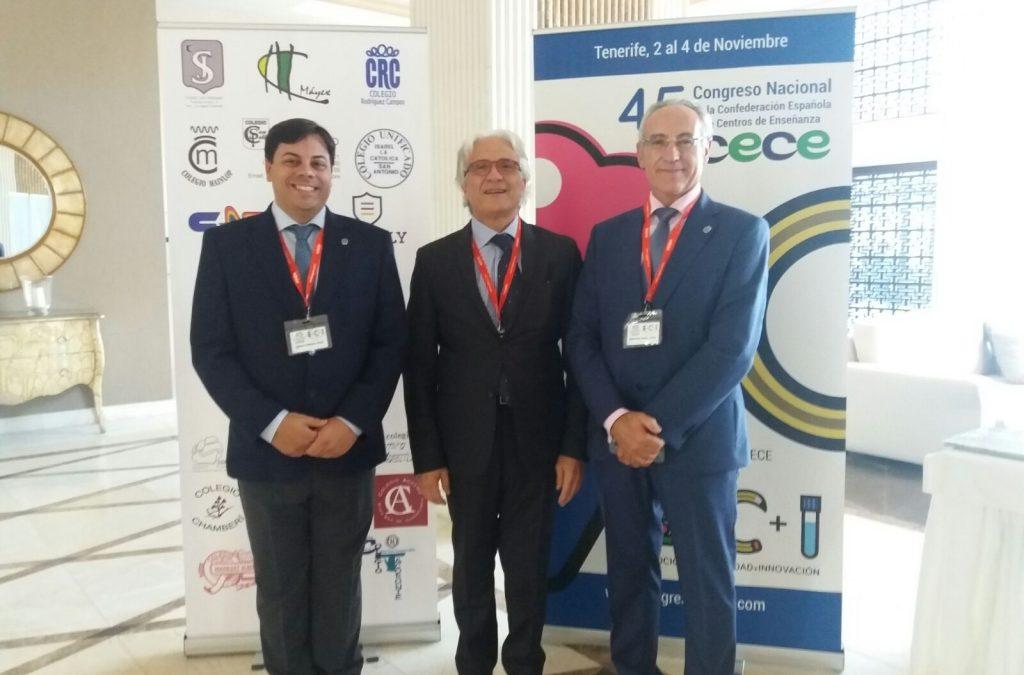45 Congreso CECE   E + C + i  'Emoción + Creatividad + innovación'