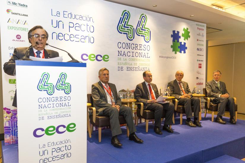 Conclusiones del 44º Congreso CECE