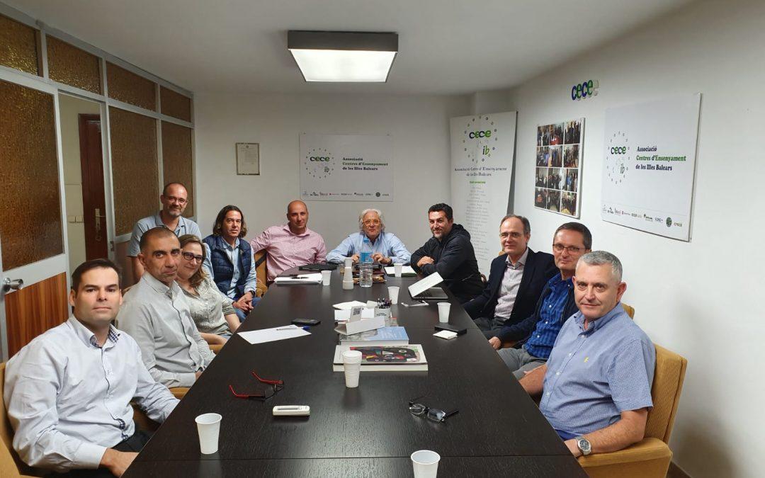 Reunió CECEIB-USO