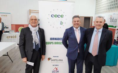 Empiezan las IV Jornadas de Equipos Directivos CECEIB