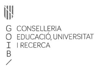 INSTRUCCIONS DE LA CONSELLERIA D'EDUCACIÓ, UNIVERSITAT I RECERCA PER A L'ORGANITZACIÓ I EL FUNCIONAMENT DELS CENTRES DOCENTS DE LES ILLES BALEARS DURANT EL PERÍODE DE SUSPENSIÓ TEMPORAL DE L'ACTIVITAT EDUCATIVA PRESENCIAL