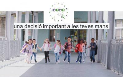 Escolarització 2020: Una decisió important