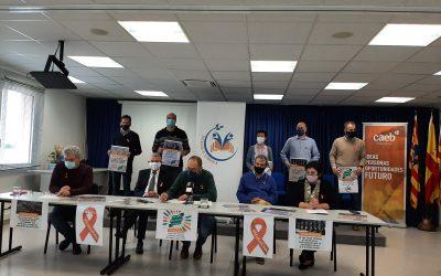 Rueda de prensa de Schola Libera en Menorca (27.11.2020)