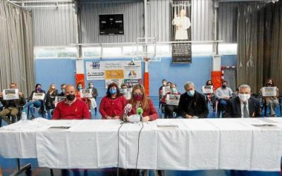 Rueda de prensa de Schola Libera en Ibiza (26.11.2020)