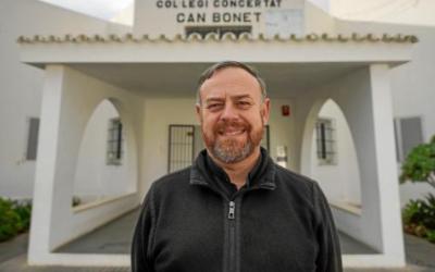 Entrevista a Josep Mollà delegado de Schola Libera y CECEIB en Ibiza.