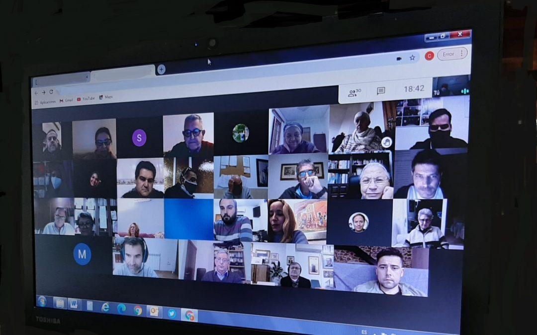 Reunión de los directores de la CECEIB