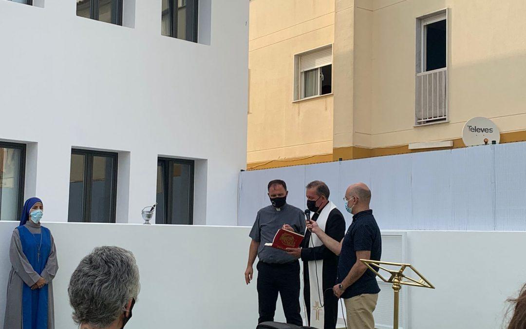 Inauguración del nuevo edificio del Colegio Virgen Milagrosa de Formentera
